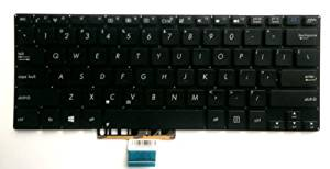 SZYJT New laptop US keyboard for ASUS Q301 Q301L Q301LA Q301LP series black