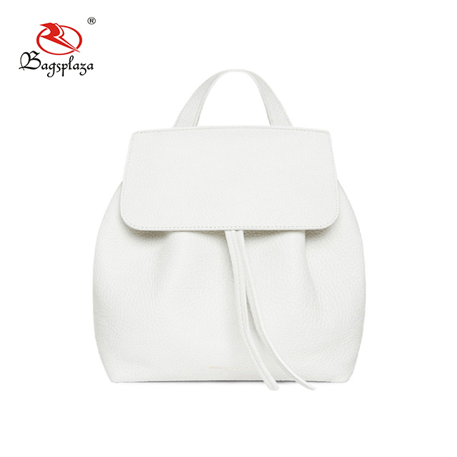 pu leather fashion backpack