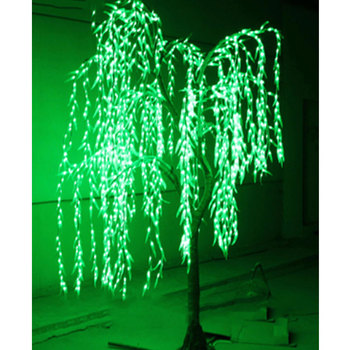 Led Grow landscape Lighted Weeping Willow Tree