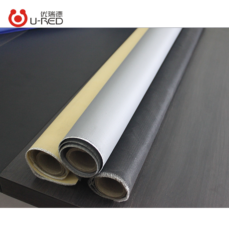 Wholesale Coated Fiberglass Fireproof Product heat insulation materials