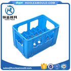 24 bottles beer case plastic mould