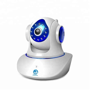 Wireless Night Vision 720P WiFi Video Baby Camera Monitor with