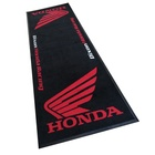 Customized Motorcycle Car Rubber Mat With Logo