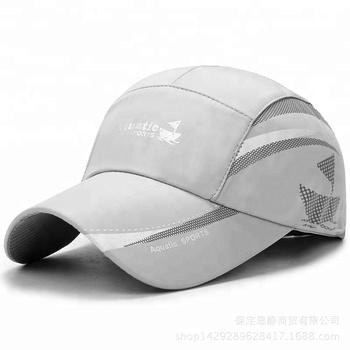 2018 Wholesale High Quality quick-dry Hat Plain Golf Fashion Adult  Waterproof Mesh Baseball Hat 6c3e0eed7eb9