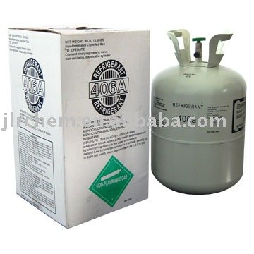 R406a Mixed Refrigerants Gas Mix R2-2 R600a R142b Alternative R1-2 Manufacturer Shandong Yuean Chemical Factory