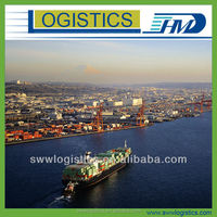 Electronics shipping by sea from China to Houston USA