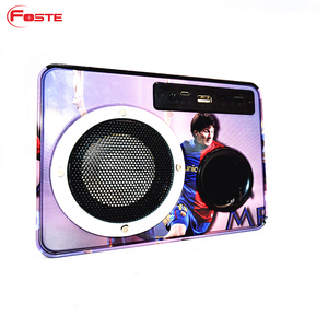 Portable Blue Tooth Speaker ,Foste Mini Bluetooth Speaker 2017 Shenzhen  Cheap Price Colorful Bass Sound For Sale$