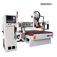 1325 atc cnc machine 3d scanner ac servo motor cnc made in china cnc router