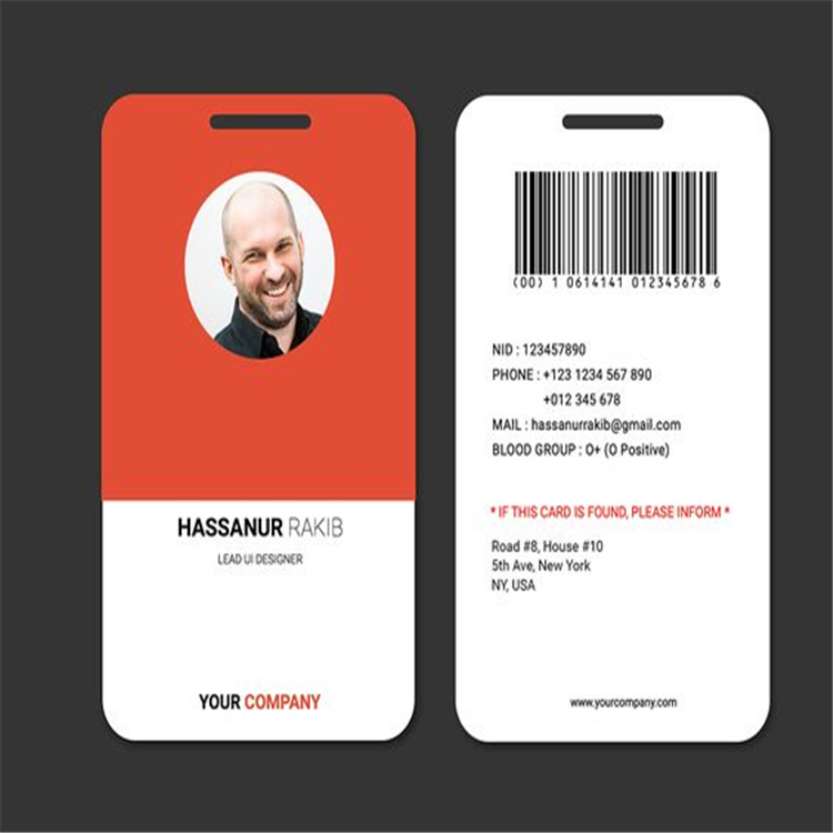 Pvc Rfid School Student Id Card Tracking  Buy School Id CardId