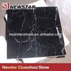 Black and white marble for floor