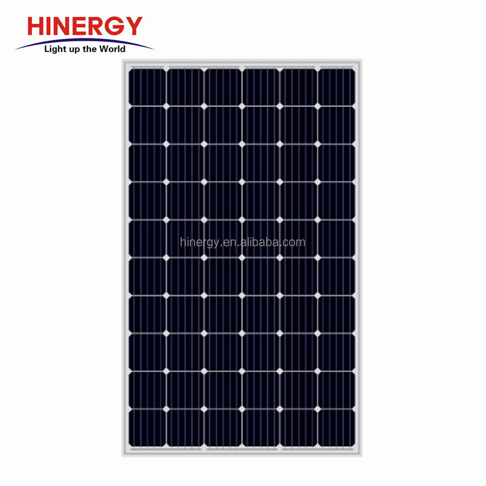 China Best Factory Mono 60 Cell 270w 275w 280w 285w 290w 295w Solar Panel