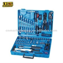 complete household kitchen vehicle tool 105pcs CRV hand tool set