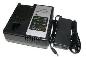 Universal Smart Charger replaced for Panasonic EY0L80 EY0110B 7.2V~24V Battery