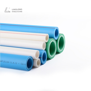 the high quality pprc pipe, ppr tube, ppr pipe