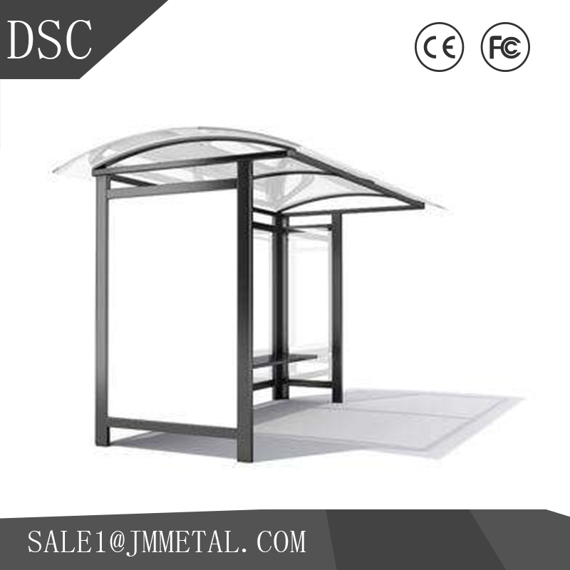 Hot Sale Professional Lower Price easily assembled high quality used bus shelters for sale
