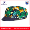 2014 Custom floral pattern army Cap / Military hat