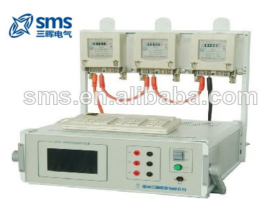 3 Meter Positions Portable Single Phase Energy Meter Calibrating Bench Test Device
