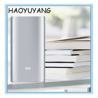 Xiaomi Dual USB Port 16000mAH Power Pack For iPhone 6S Original WIth Micro USB Cable 16000mAh Powerbank