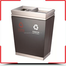 Export quality trade assured simple and beautiful waste bin