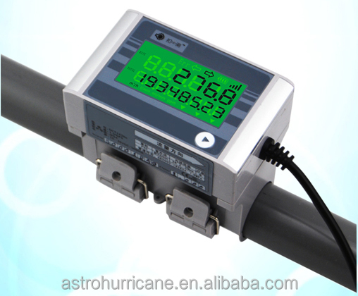 China factory ultrasonic flow meter price zigbee flow meter