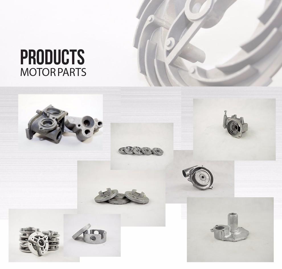 China Supplier Die Casting Auto Parts Aluminum Die Cast Custom ...