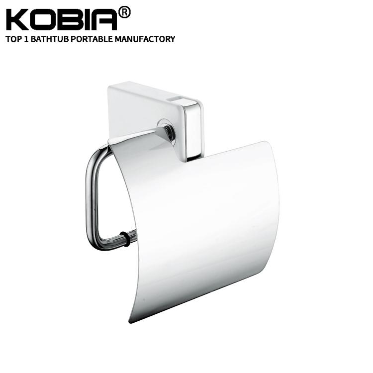 F3111WH Accessoires De Salle De Bain En Acier Inoxydable 304  Porte Mouchoirs Porte Papier Toilette
