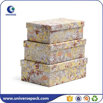 Merveilleux Custom Printing Cardboard Large Decorative Storage Boxes With Lids   Buy  Large Decorative Storage Boxes With Lids,Decorative Cardboard Storage ...