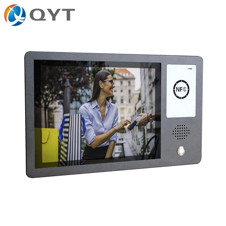 QYT 10 zoll alle in einem barebone pc Touch Alle In Eine Industrielle Panel Computer mit intel J1900