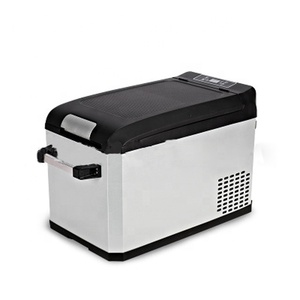 Car Portable Hot And Cold Mini Fridge/ Portable Electric 12V Cooler / Warmer Car Refrigerator