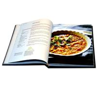 High quality and low price china printing cookbook