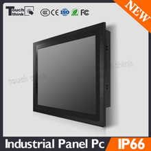 "17 ""SXGA TFT LCD Celeron M Lüfterlose Industrie Panel <span class=keywords><strong>PC</strong></span> mit 2 x Pci-steckplätze, industrielle Automatisierung, Medical panel-<span class=keywords><strong>pc</strong></span>"