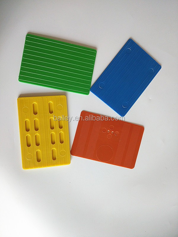 China Supplier Precast Concrete Plastic Shim Plate Made In China ...