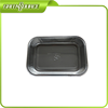 350ML Coated Catering With Lid Aluminum Airline Foil Container