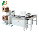 CE Approved BOYA New Hot Sale 360 double loop wire book binding machine