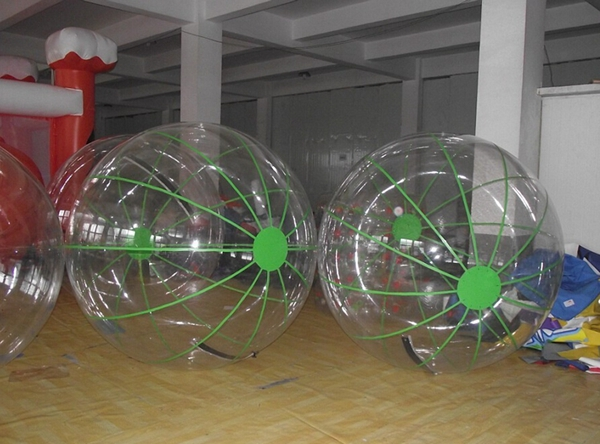 inflatable water games big plastic hamster ball toys