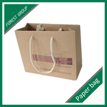 CRAFT GIFT PAPER BAG FOR PRINTED PAPER BAGS