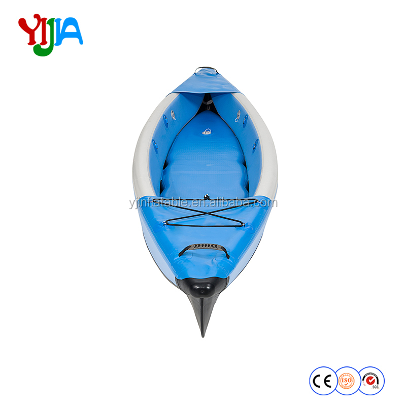 popular drop stitch inflatable kayak for 2 person