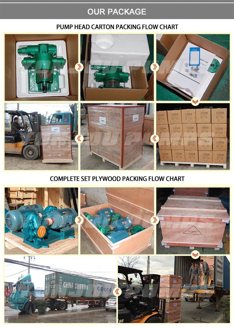 YONJOU KCB Elettrico Ad Alta Pressione In Acciaio Inox di Grado Alimentare Olio/Diesel Fuel/Lubrificante/Greggio/Rifiuti Olio trasferimento Pompa Dell'olio del Cambio Del Motore