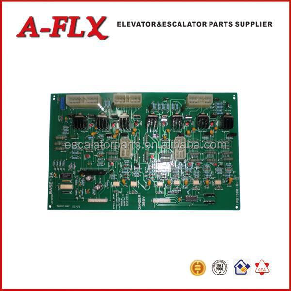 PCB BASE - 3A 1R01500 - B2 Panel For LVP Elevator Parts