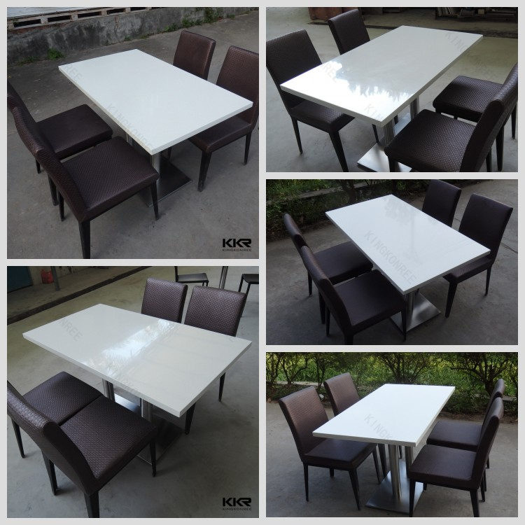 Kingkonree Food Court Chairs Tables Children Table And