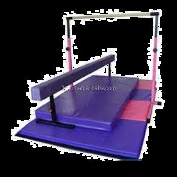 Freestanding 4ft Single Bar Trainer Home Training Bar For Sale With Fiberglass Rail Bar Buy Home Horizontal Bar Gymnastic Horizontal Bar High Bar