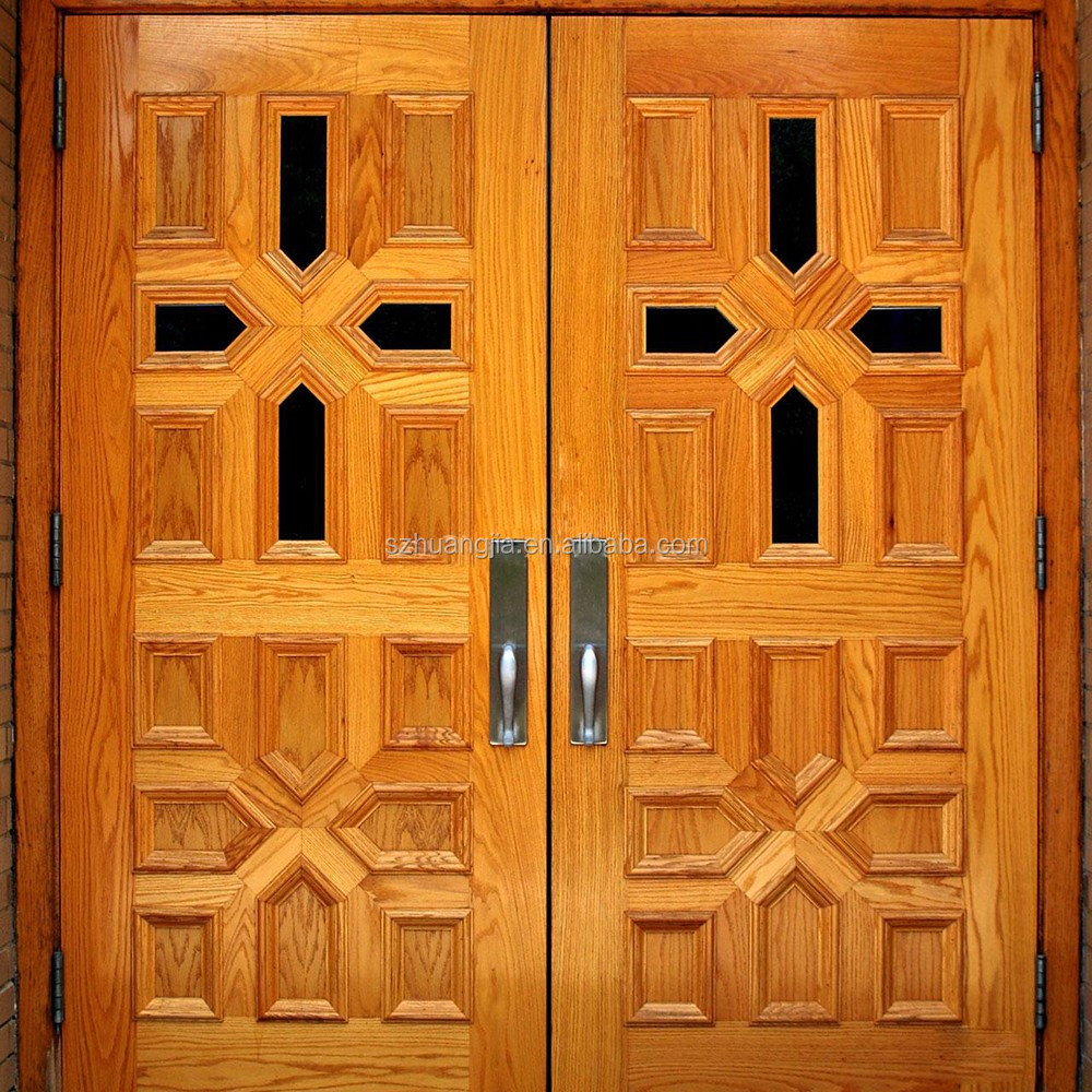 Latest design teak wood carving main front doors buy for Latest main door
