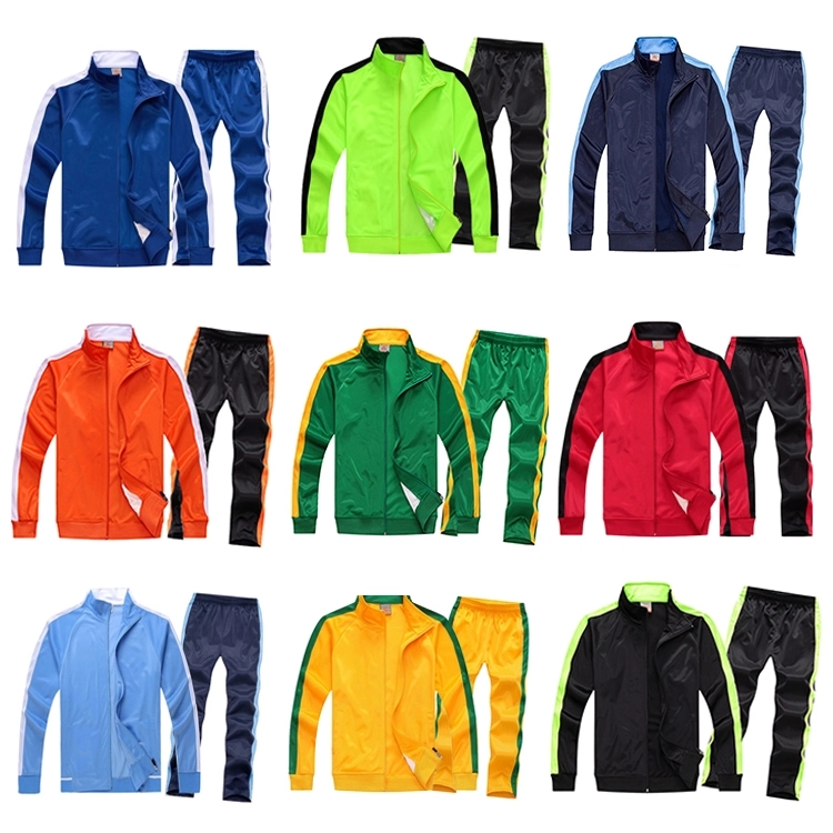 Custom Logo Couple Tracksuit Wholesale Sport Suit China Sports Clothing Mens Track Suits