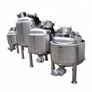 China manufacture Stainless steel CLB bottom magnetic agitator mixing tank