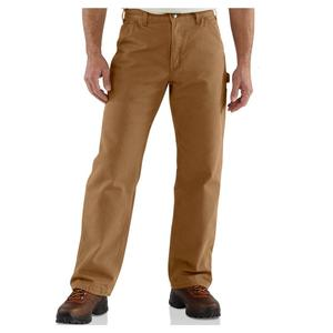 washed cotton duck work pants new design trousers