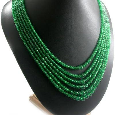 is bead day irish gras image s mardi string green accessory patricks loading patrick st necklace party itm