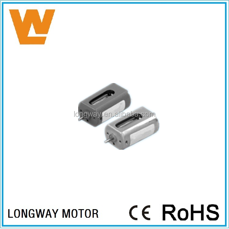 15v dc micro carbon-brush motor