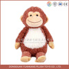 Cheap price small baby size monkey plush toys