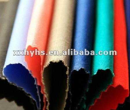 Modacrylic/Cotton flame resistant fabric for workwear