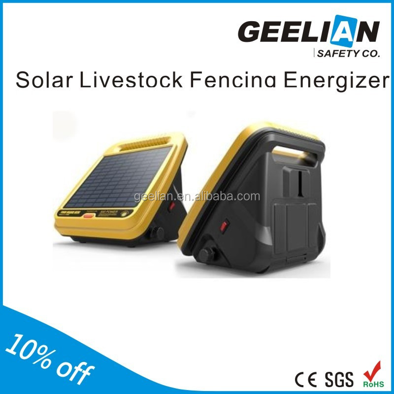 Australia 0.5 joule solar energizer electric fence units